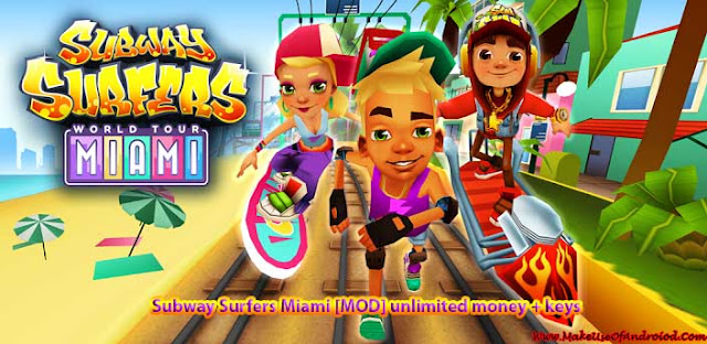 Subway Surfers 1.11.0 apk
