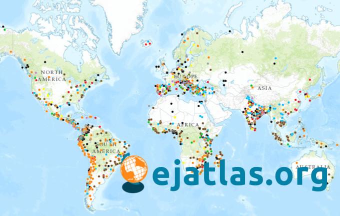 Atlas de Justicia Ambiental