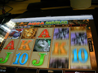 reel spins on ipad slots