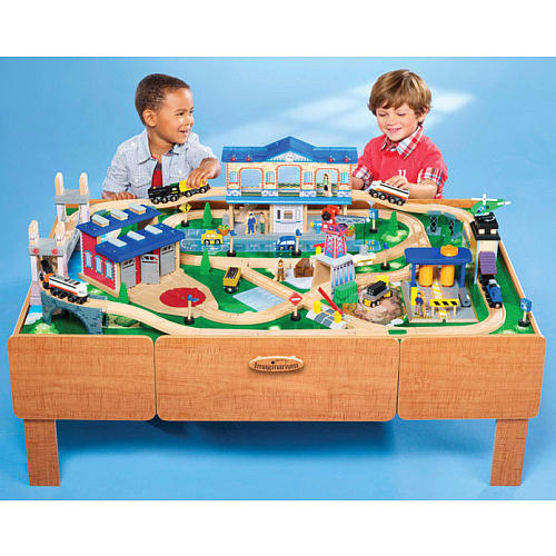 The Cent$able Mom: Toys R Us - Imaginarium Train Set and Table - $99.98