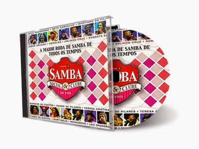 Download  musicasSamba Social Clube – Vol.5 Ao Vivo