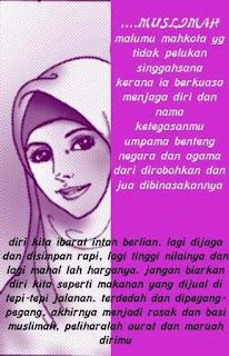 Kaum Wanita Hidupkan Kembali Dengan Sunnah