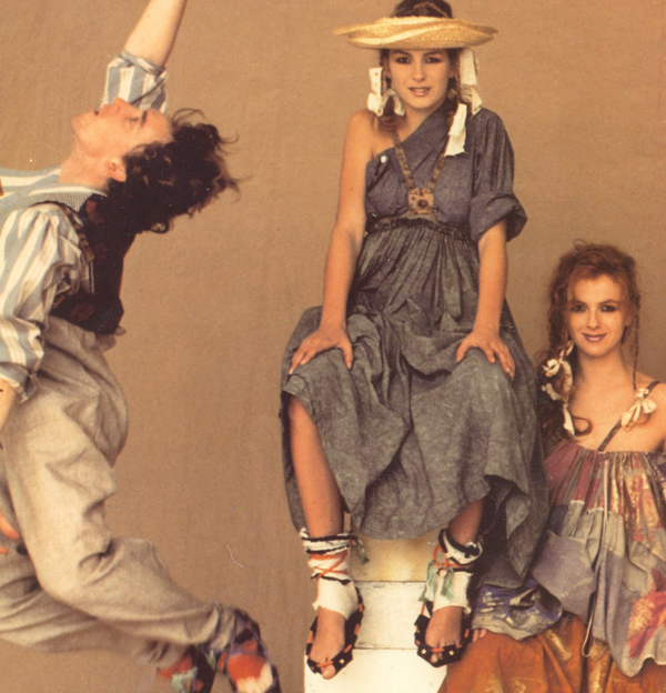 Nancy ♡ Girl Saturday Show Vivienne Westwood S Buffalo Gals