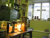 The Workshop/Studio in the centre of Chagford on Dartmoor