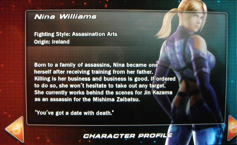 Wii U Nintendo Character Biography