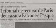 Falcone voltou a ser condenado