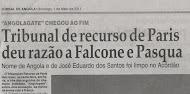 Falcone voltou a ser condenado