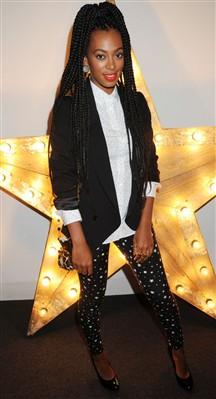 New Stars Fashion get starry eyed