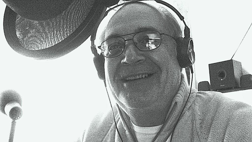 LA RADIO EN BLANCO Y NEGRO