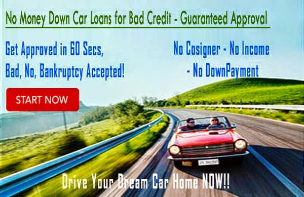 no credit check no down payment car loans
