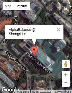 Alphabalance Map