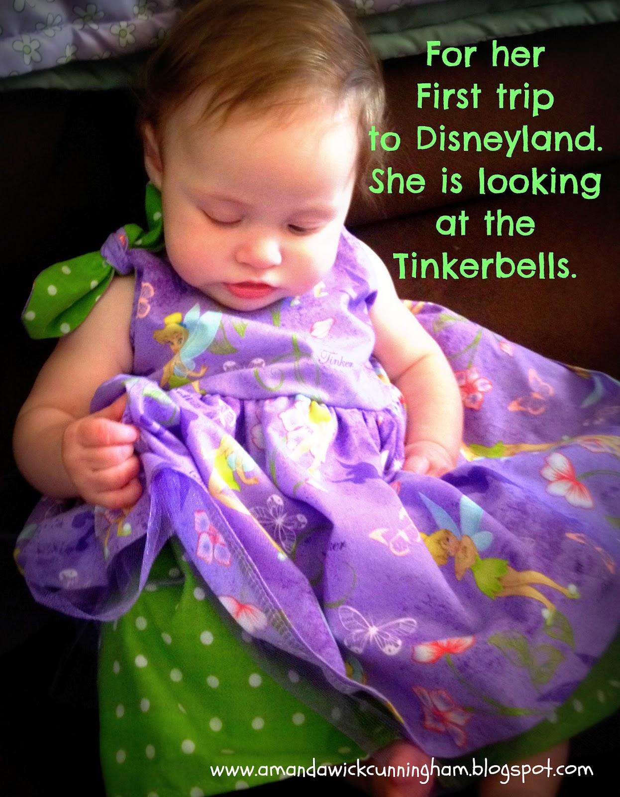 Kaleidoscope of Colors Pinned 9 Itty Bitty Baby Dress