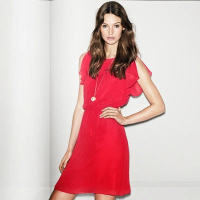 vestidos de fiesta primavera verano 2014 de H&M