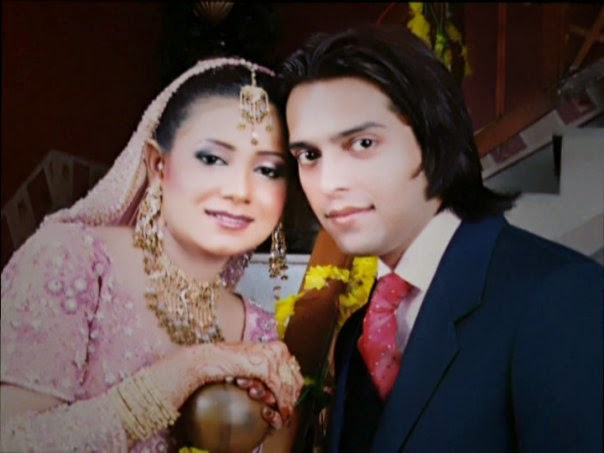 Fahad Mustafa Wedding picture8