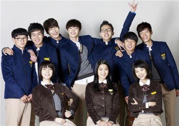 school korean drama episode 3 buat yang sudah menunggu airing k drama