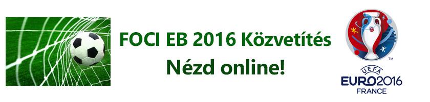 Foci EB közvetítés 2016