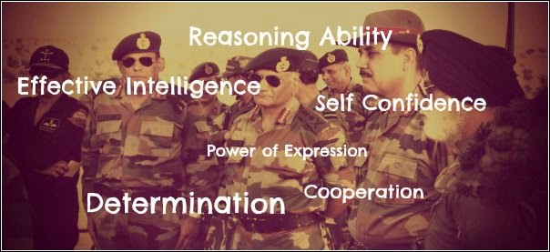 Officer Like qualities one should Have to Become OFficer in Indian Armed Forces