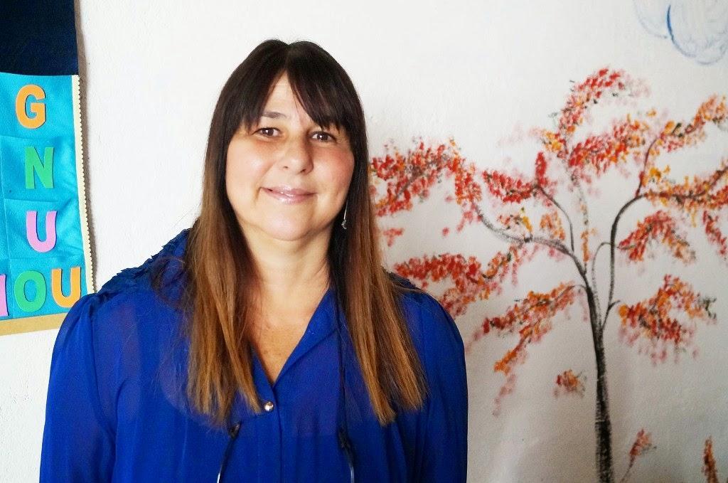 A diretora Valéria Castor de Freitas tem conseguido envolver a comunidades nos assuntos escolares