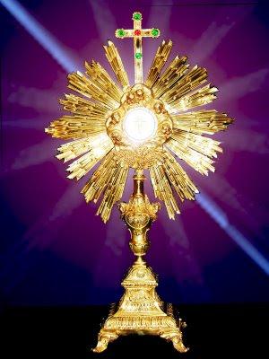 Foto 0 en  - CATEQUESIS: Domingo del Corpus Christi (Jn 6. 51-58) - Ciclo A:  Amor al Cuerpo de Jes�s
