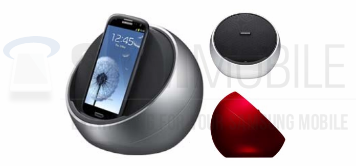 New Samsung Audio Docking Station Spotted