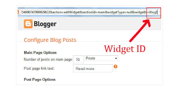 How To Delete A Widget From blogger Template