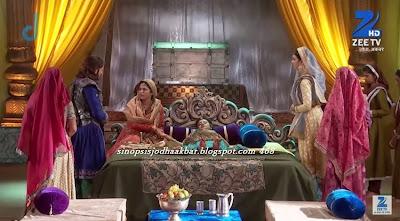 Sinopsis Jodha Akbar Episode 465
