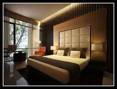 Desain Interior Kamar Tidur Utama 07