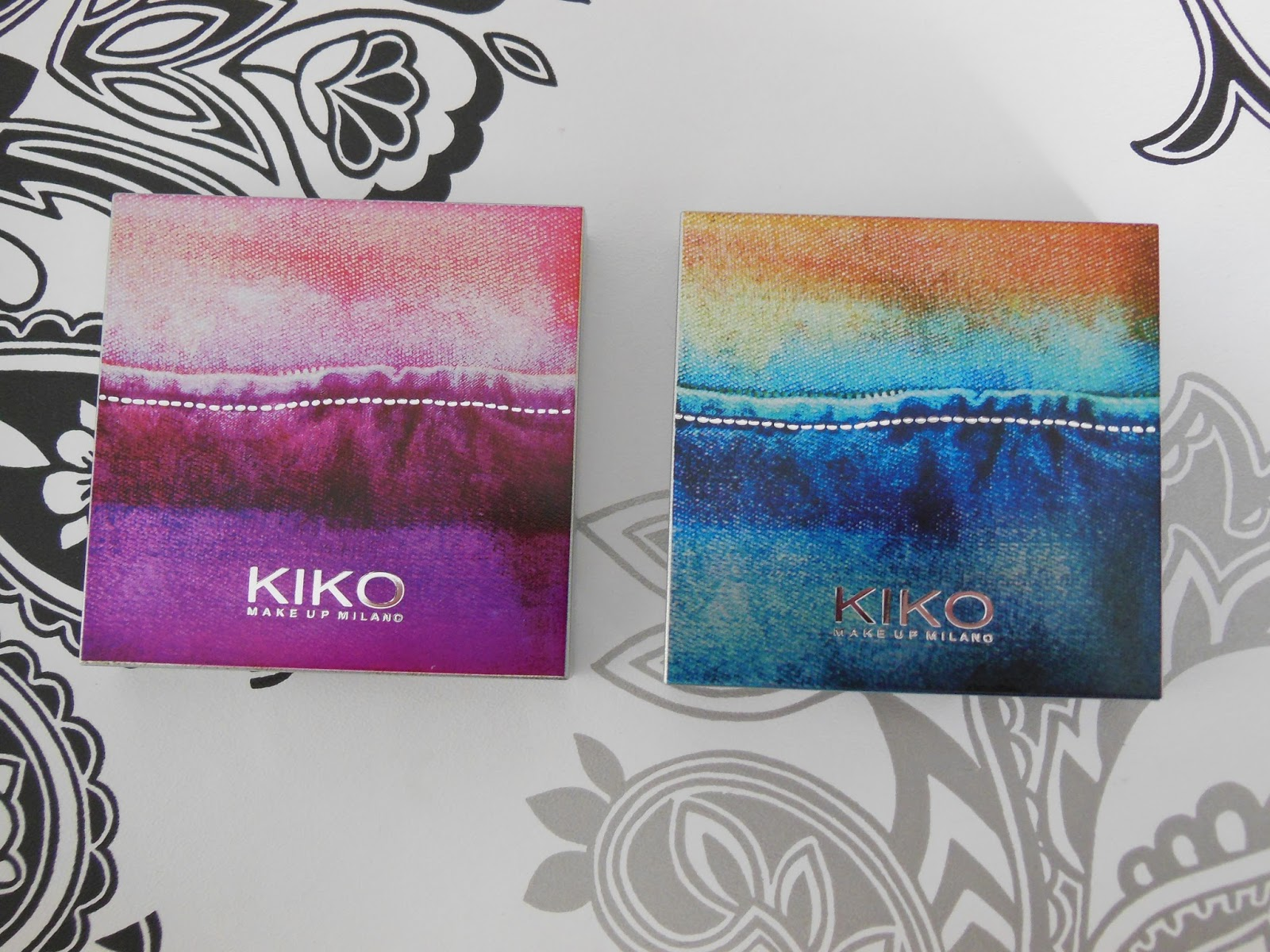 Kiko Boulevard Rock makeup collection
