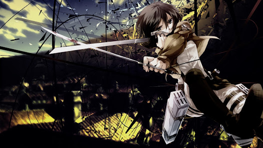mikasa ackerman shingeki no kyojin attack on titan hd wallpaper 1920x1080