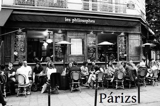 Gasztrokaland Párizsban