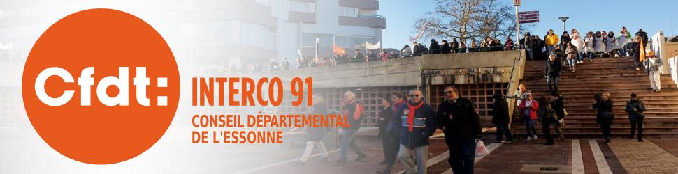 CFDT INTERCO 91 du Conseil Départemental de l'Essonne