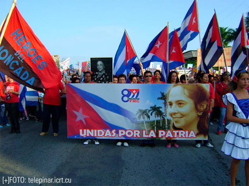 Mujeres cubanas: empoderamiento y derechos para una celebración