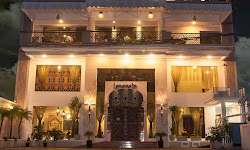 Larazeta Restaurant n Gallery, Sajian Menu Timur Tengah