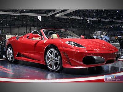 2013 Ferrari F430 Spider 8
