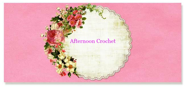 Afternoon Crochet