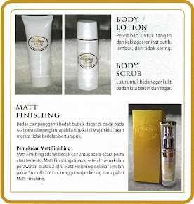Body Lotion, Scrub, Matt Finishing