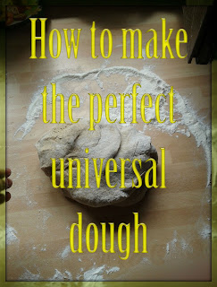 How to make the best whole wheat universal dough