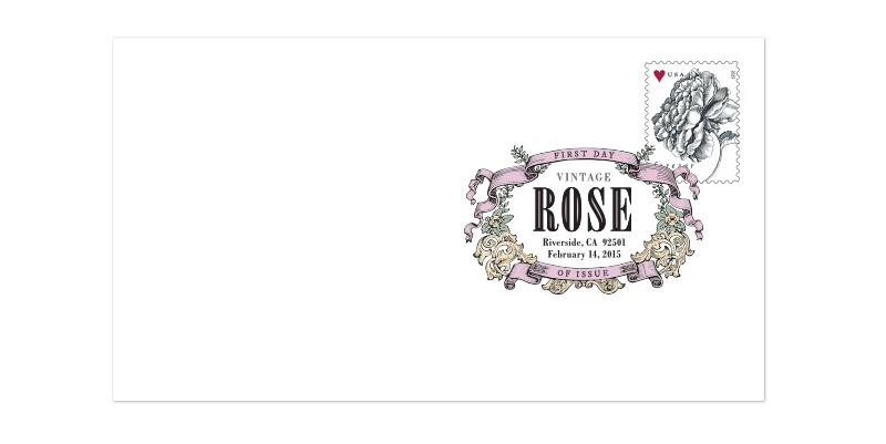 COLLECTORZPEDIA: USA 2015Vintage Rose