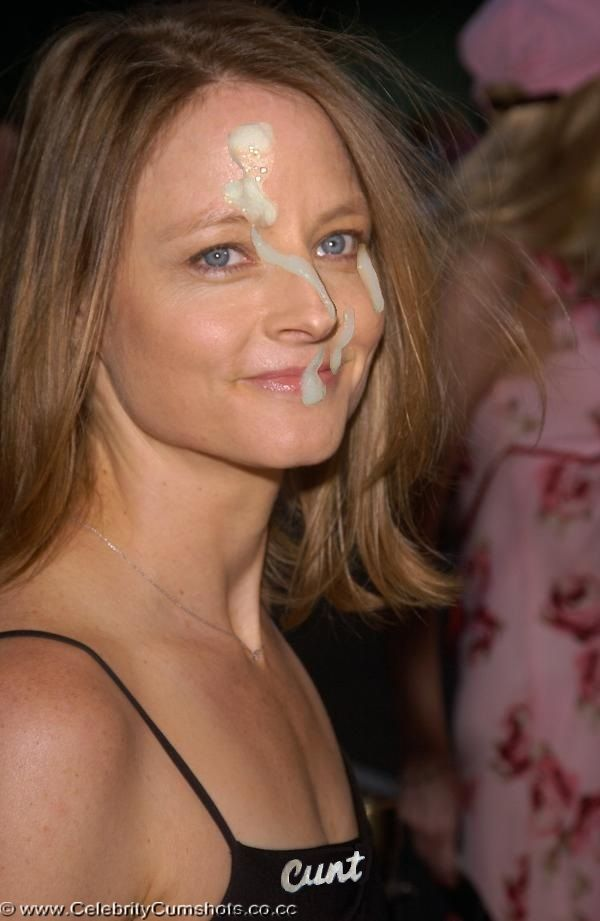 Jodie foster fake fucking you were