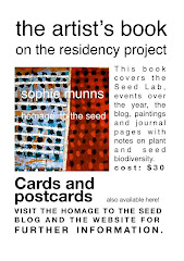 HOMAGE TO THE SEED book for sale