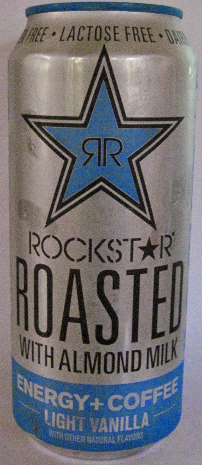 Caffeine King Rockstar Roasted With Almond Milk Light Vanilla