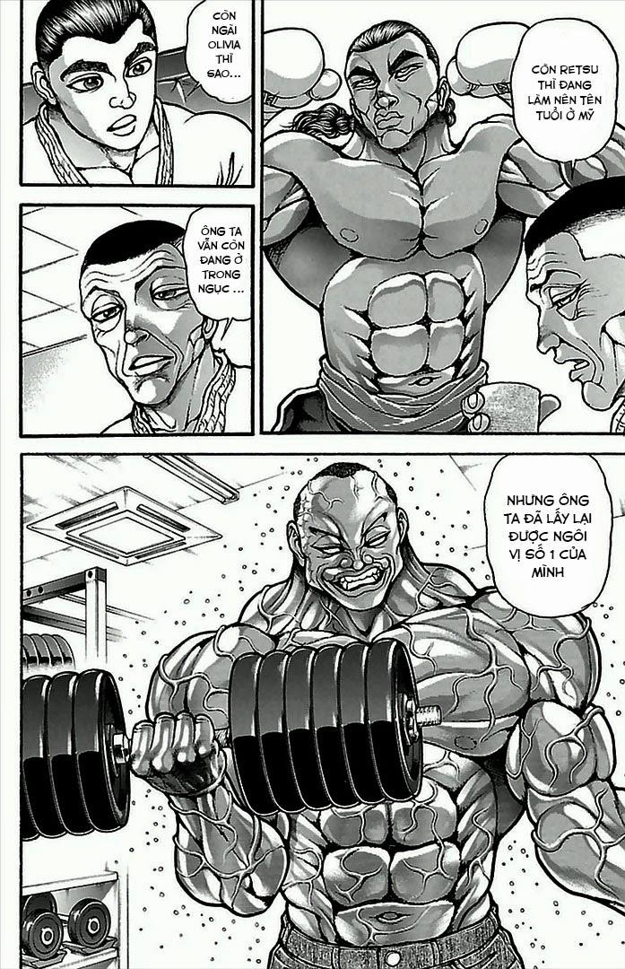 Baki Dou chap 6 Trang 18 - Mangak.info