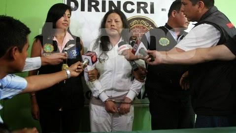 Raquel Inés Cruz Mamani