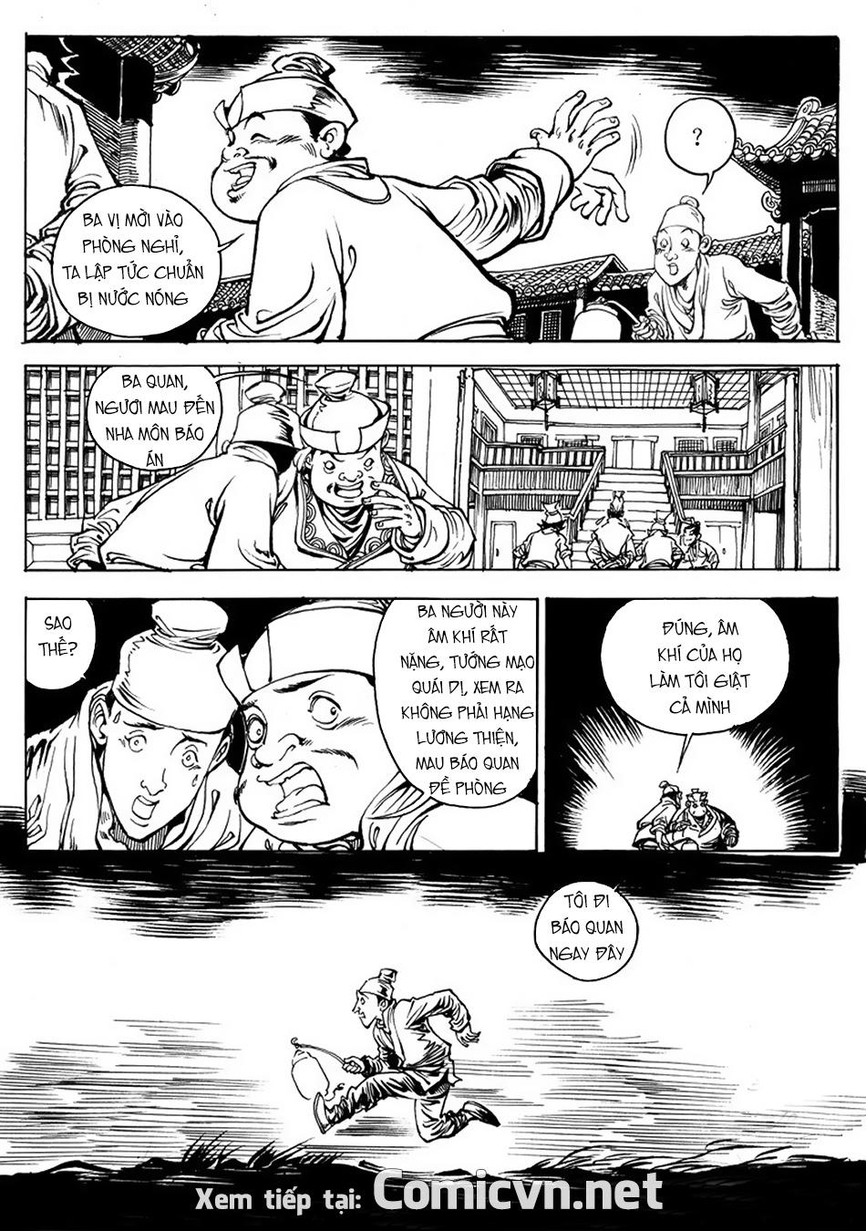 Chung Quỳ Truyền Kỳ Chapter 17 - Hamtruyen.vn