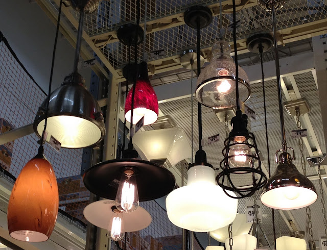 The Pendants Are From Home Depot S New Home Decorators Collection Lighting Line That They Started Carrying Online A Few Months Ago And Are Now Selling In