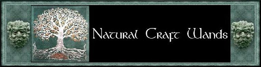 Natural Craft Wands
