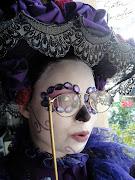 Tutorial de Maquillaje de La Catrina.Hola todo el mundo!