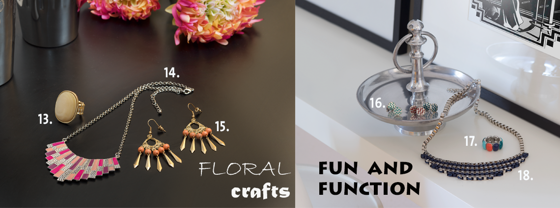 Floral crafts Fun and Function