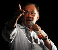 Sharifah Zohra Jabeen Syed Shah Miskin; now you listen listen listen, Datuk Seri Anwar cakap.