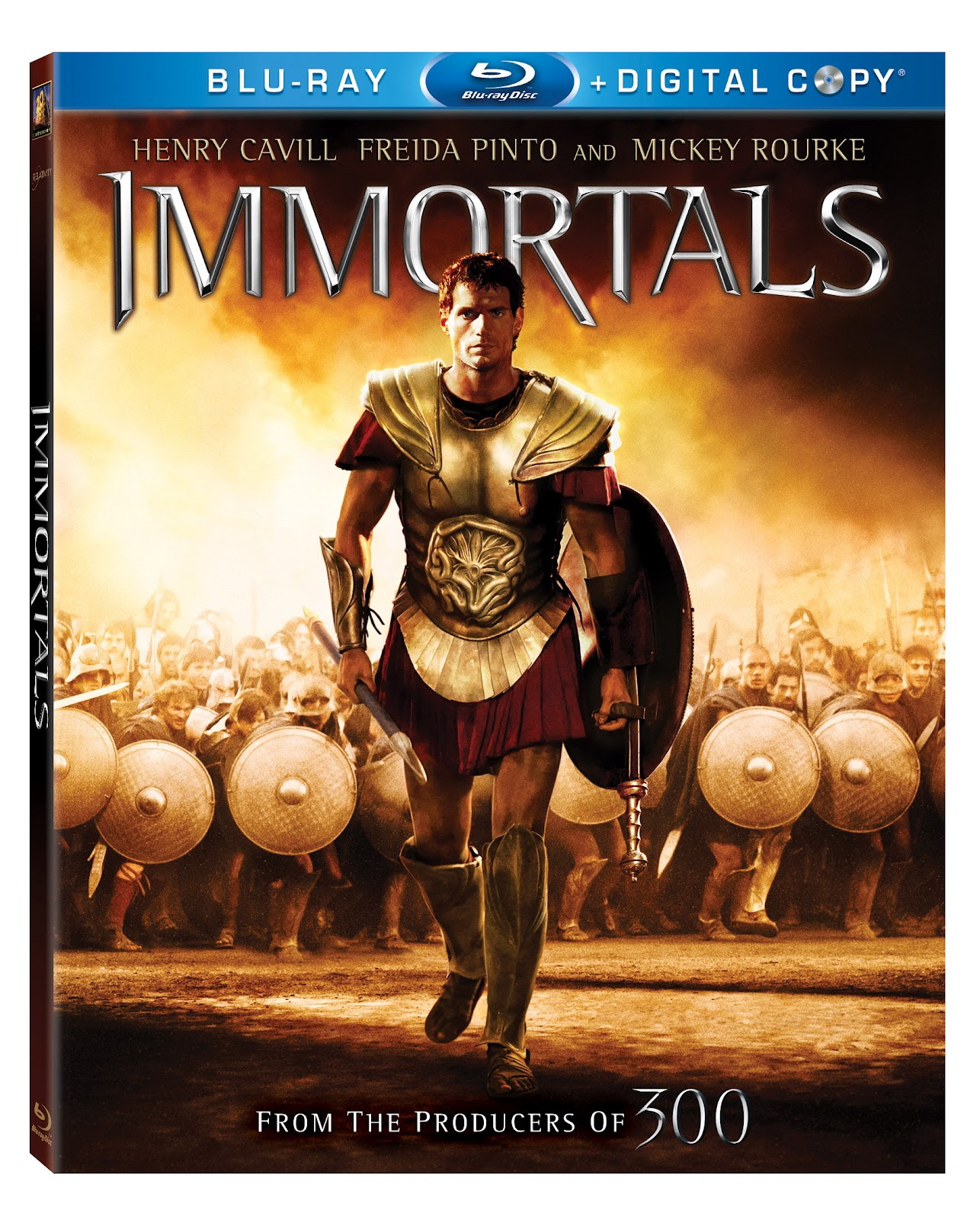 Warriors Come Out And Play Movie Cast: JAVZILLA: IMMORTALS DVD Review